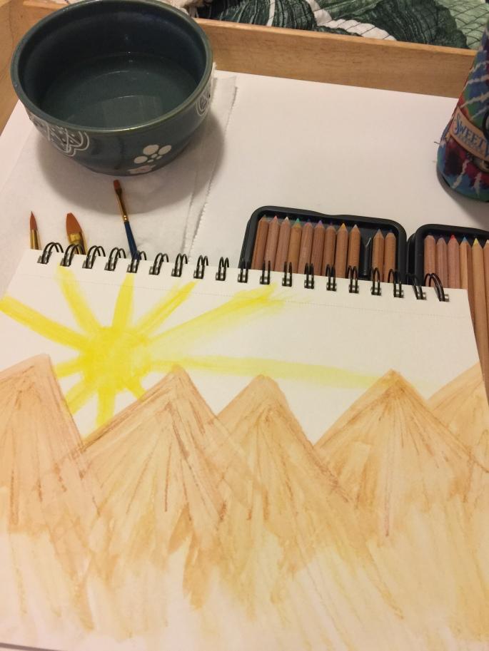 watercolorpencilfun